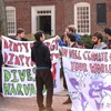 Rallying to Divest Harvard