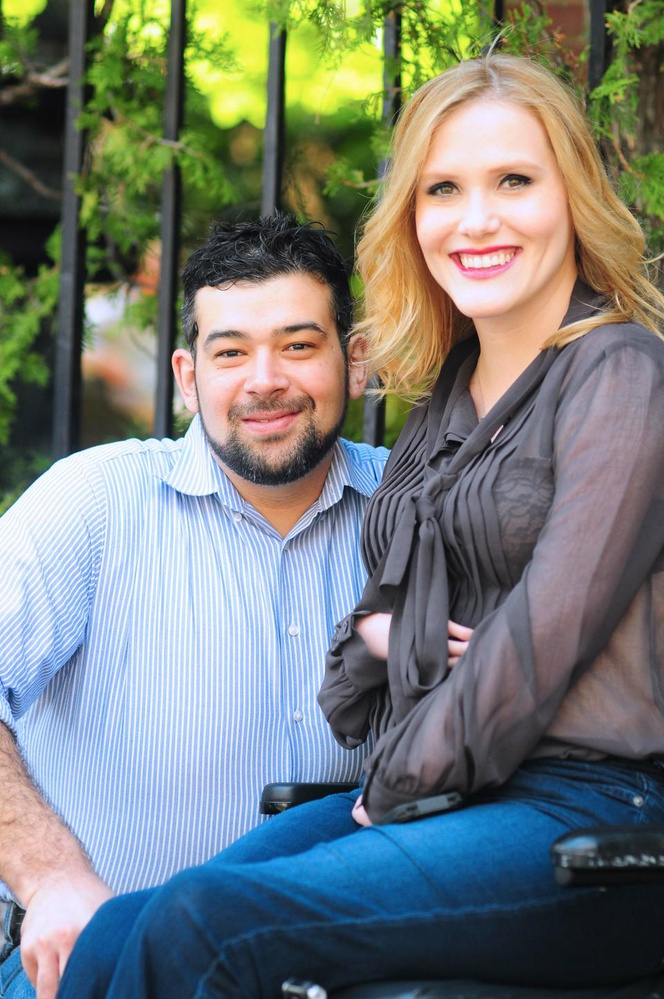 Marriage: Lauren E. Faraino '13 and Kleber P. DeSouza