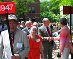 Harvard Alumni Procession 2013