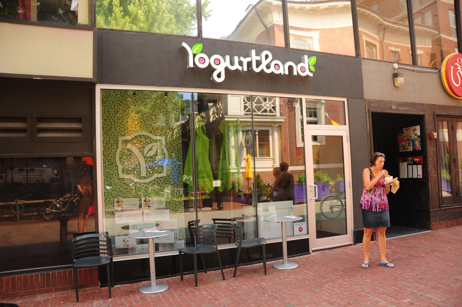 Harvard Students 'Devastated' About Yogurtland Closing | News | The