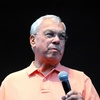 Tom Menino at Boston Calling