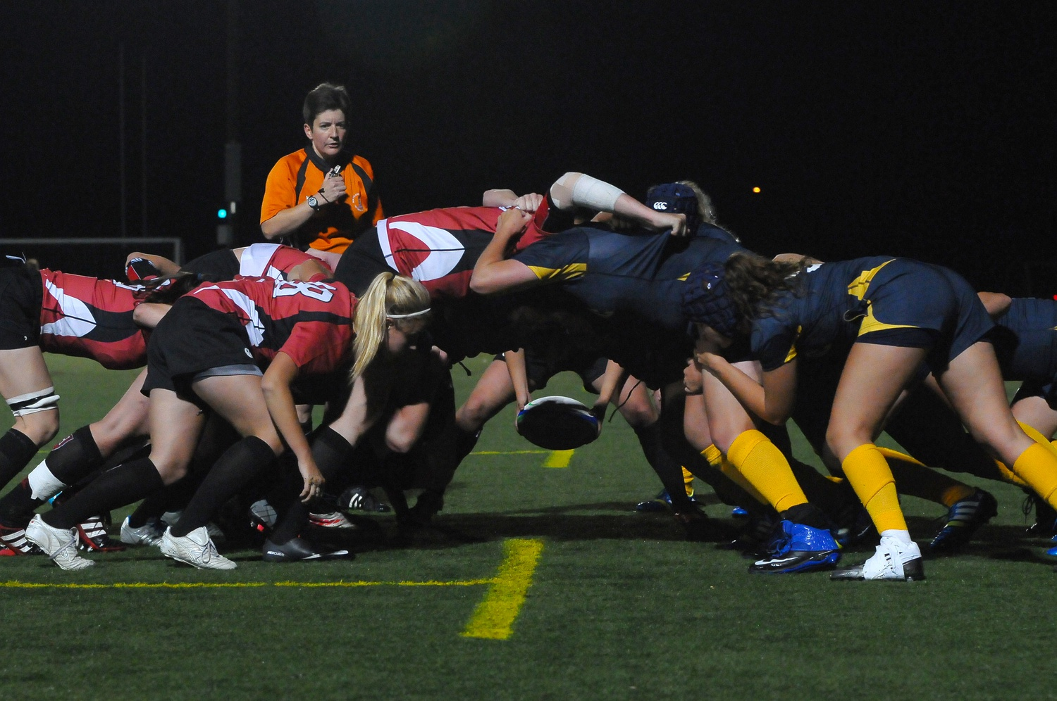 Radcliffe Rugby, Harvard's 42nd varsity sports team, faces Quinnipiac University on September 17th in the first game of their varsity career.