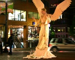 Blake Brasher: Angel Statue
