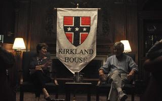 Dukakis At Kirkland