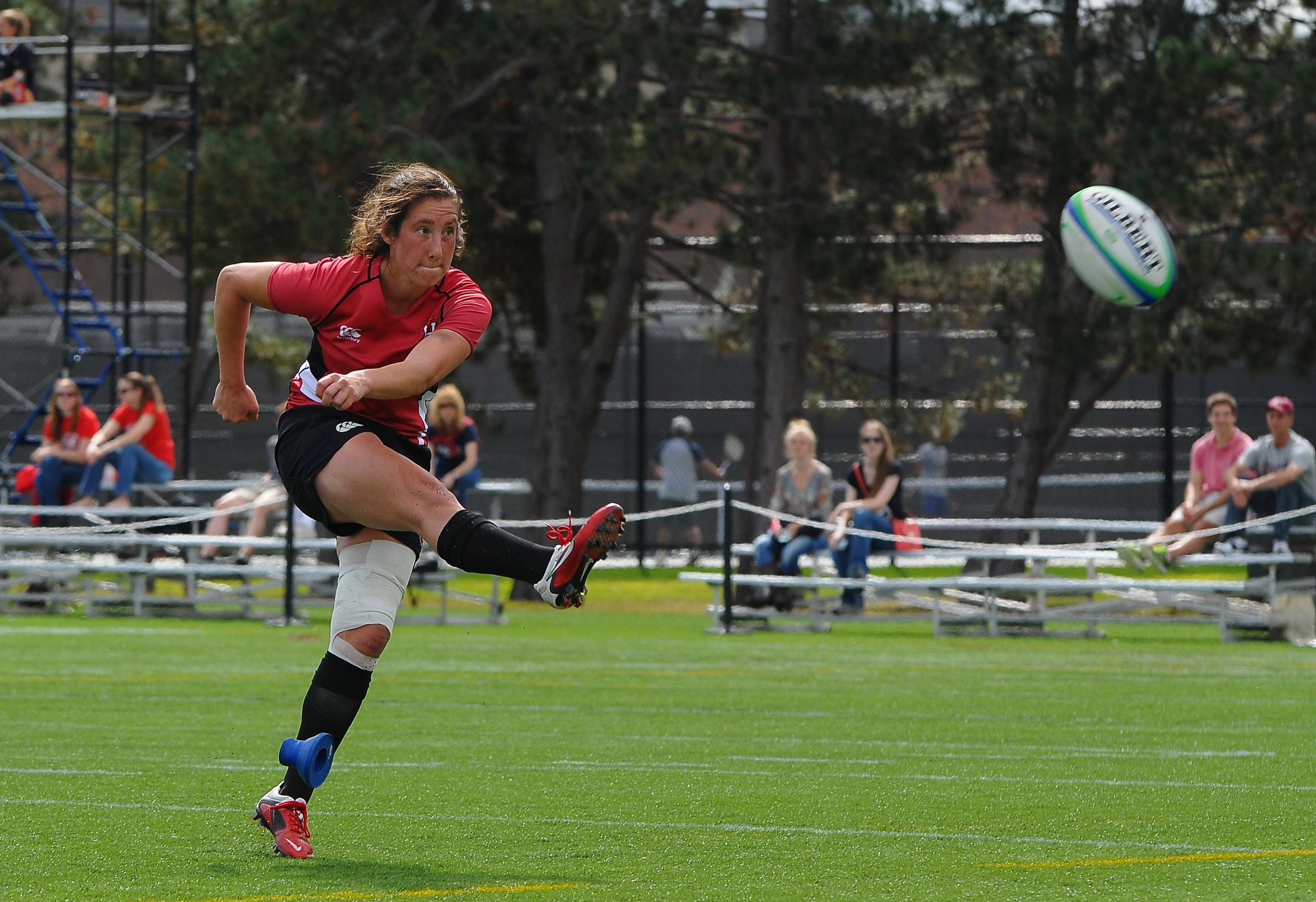 Women's Rugby vs Yale