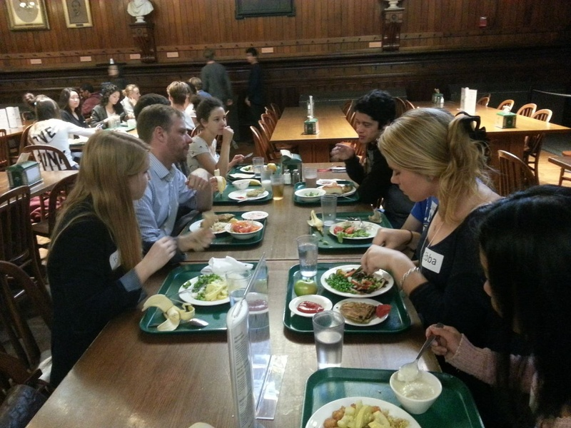A Meal in Annenberg