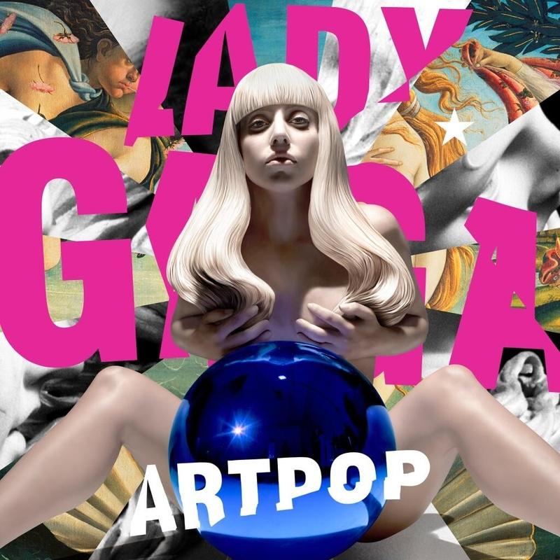 Artpop Gagas Crescendo Arts The Harvard Crimson
