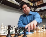 Blitzstein vs. Elkies Chess Game