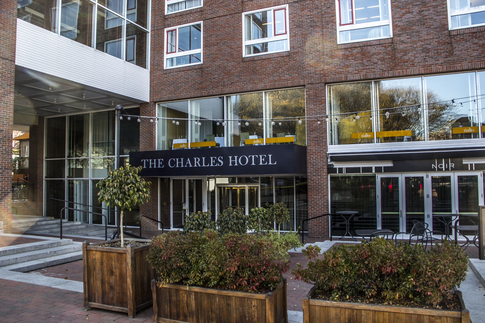The Charles Hotel in Harvard Square is trying to increase its knowledge of Chinese culture. Over the past two years, the number of visitors from China has roughly doubled.