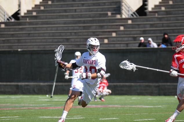 Men's Lacrosse Beats Princeton on Senior Day, Secures Ivy ...