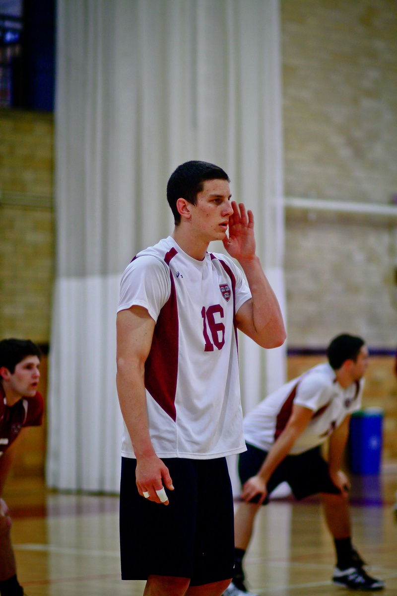 Nick Madden - Men's Volleyball