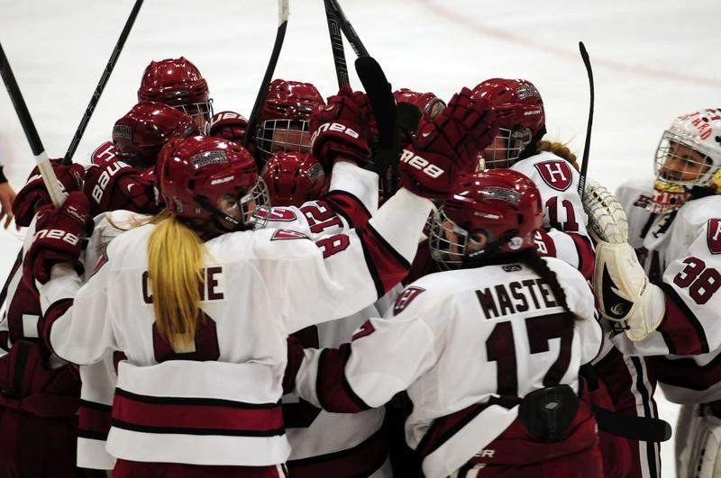 Women's Hockey vs Yale