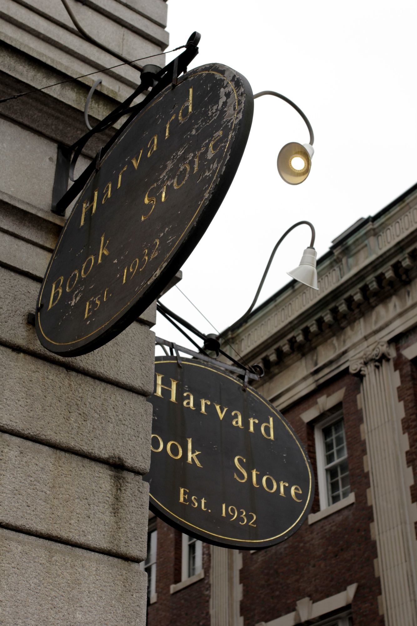 The Harvard Bookstore's Harvard Book Circle began in 2008 and meets monthly.