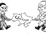 Ukraine Tug of War