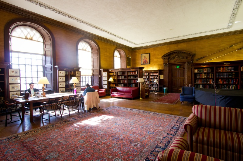 Eliot House Library