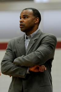 Harvard Coach Tommy Amaker