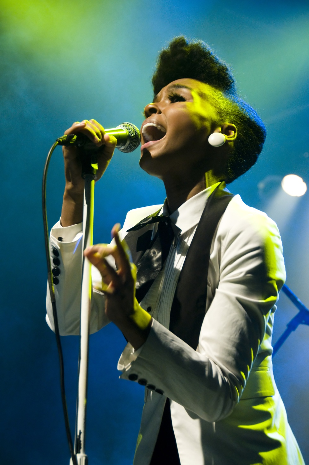 Janelle Monáe, an American R&B and Soul musician, will be performing at Yardfest 2014.