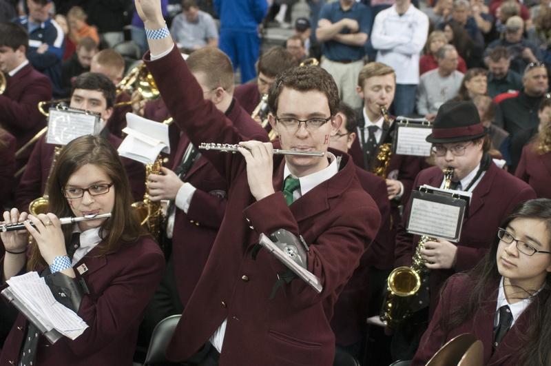 Harvard vs. Cincinnati Band