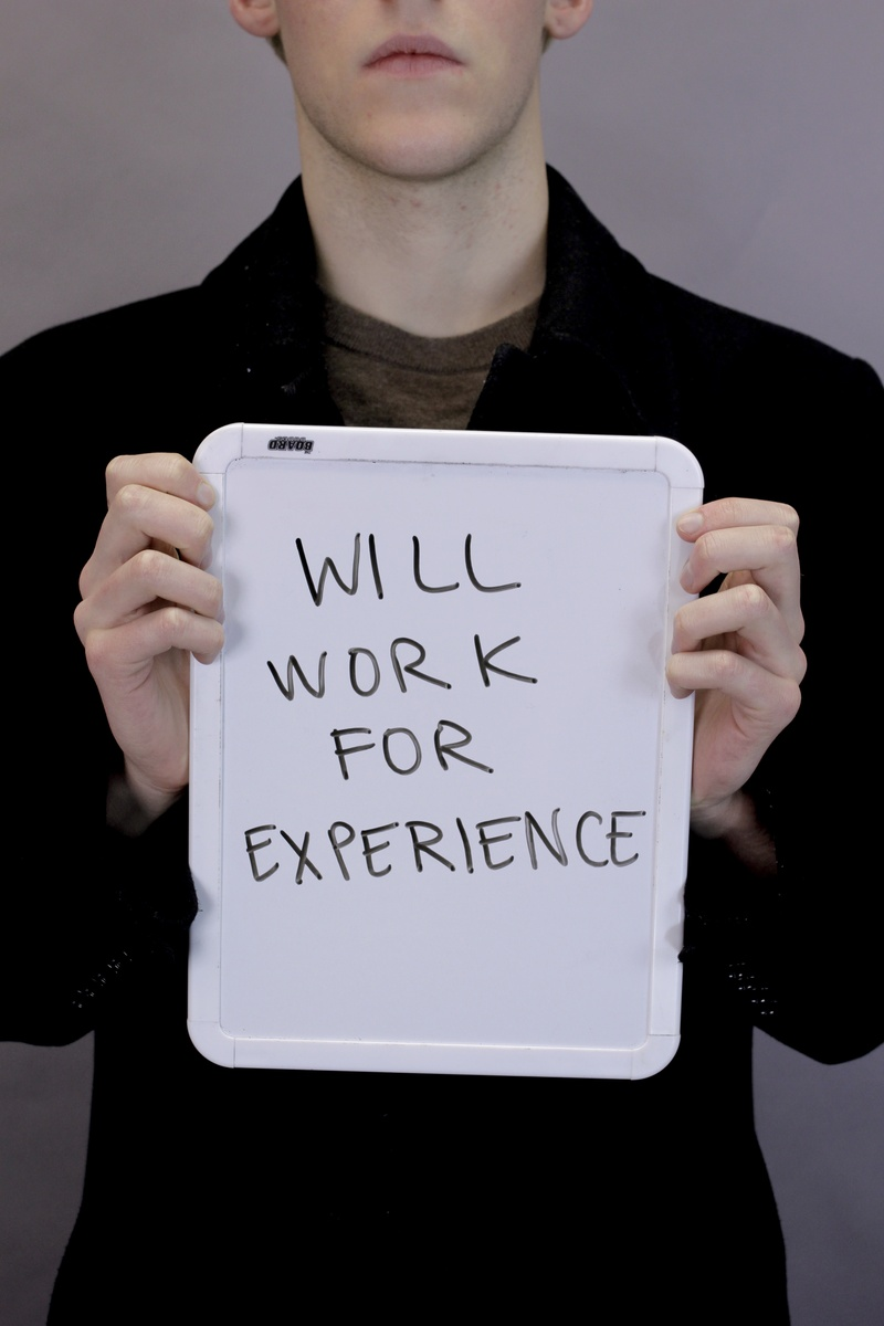 Will Work for Experience