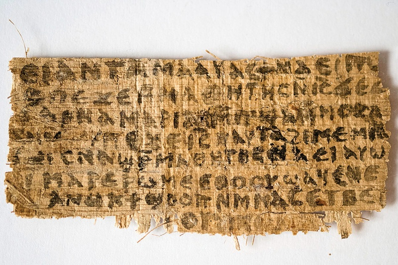 Papyrus Proved Authentic