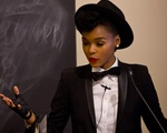 Janelle Monáe Receives Award