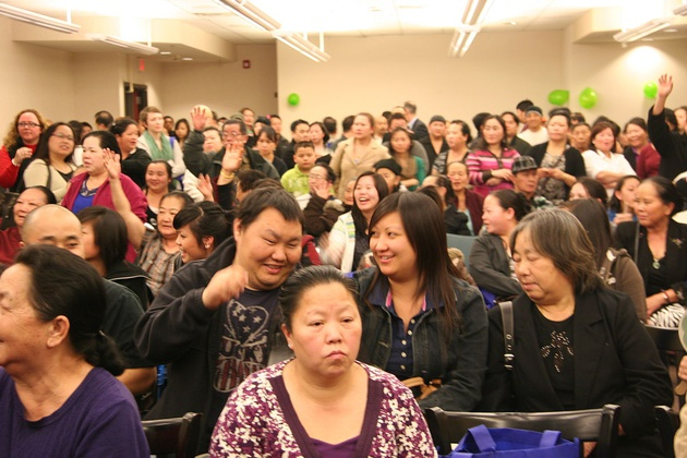 Do Admissions Officers Discriminate Against Asian Americans?