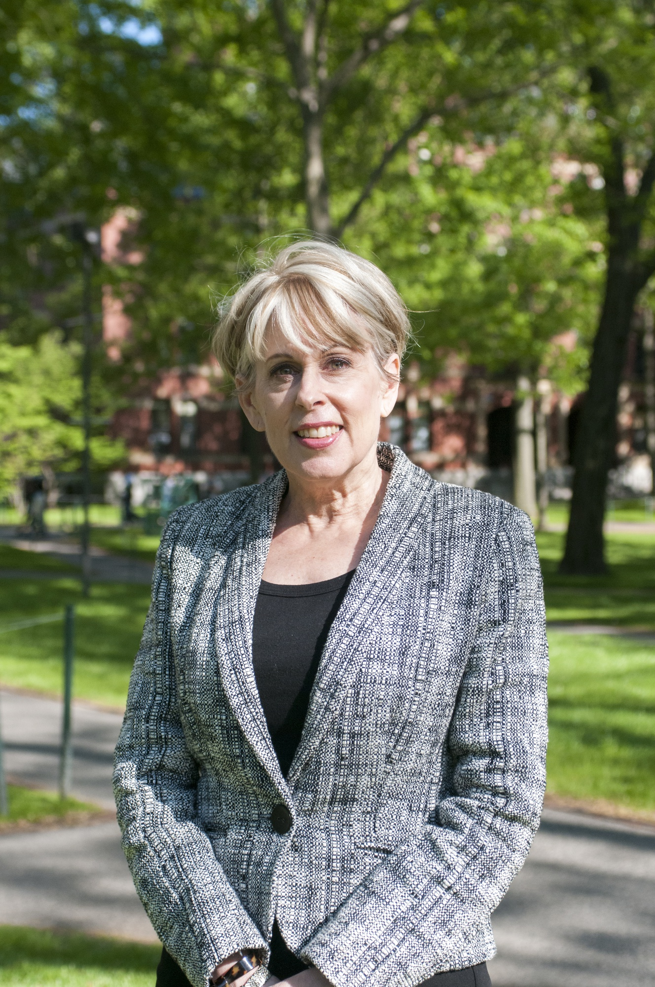 Vice President for Alumni Affairs and Development Tamara E. Rogers '74 leads Harvard's sizable and influential development arm.