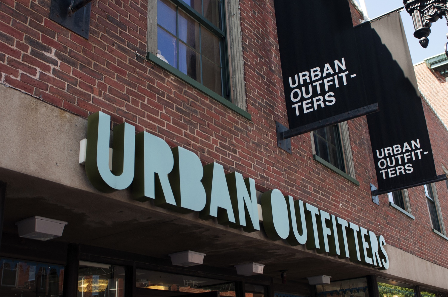 Current plans proposed by Regency Centers Corporation would destroy the building that once housed Urban Outfitters and Sweet Bakery.