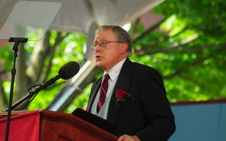 James F. Rothenberg '68