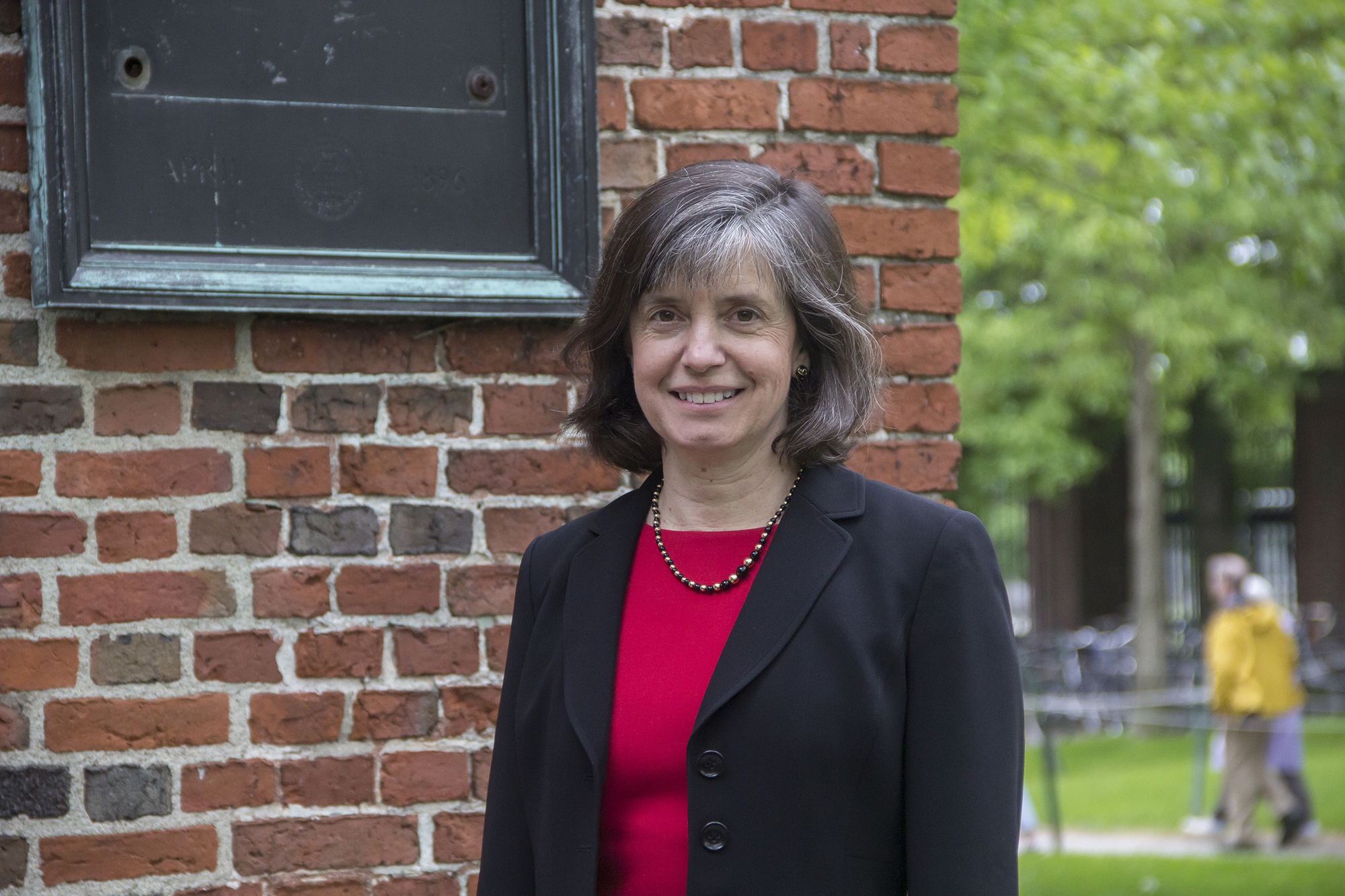 Jane L. Mendillo, President and CEO of Harvard Management Company, which manages Harvard's  endowment.