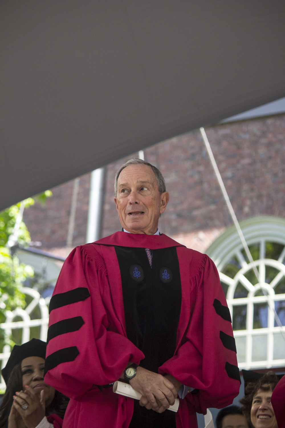 Michael R. Bloomberg's philanthropic organization plans to donate $150 million to fund a center at the University committed to studying urban issues.