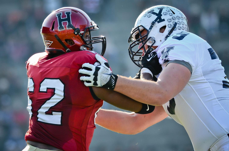 Harvard vs. Yale