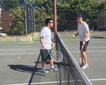 listen up tennis