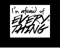 I'm Afraid of Everything Logo