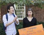 SLAM TFA Protest