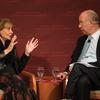 Barbara Walters at the IOP