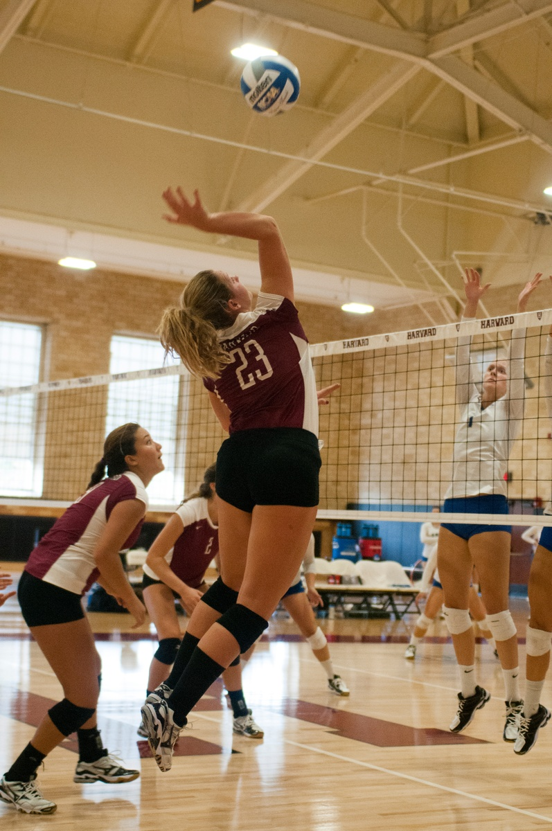 Women's Volleyball Looks to Bounce Back from Brown Defeat ...