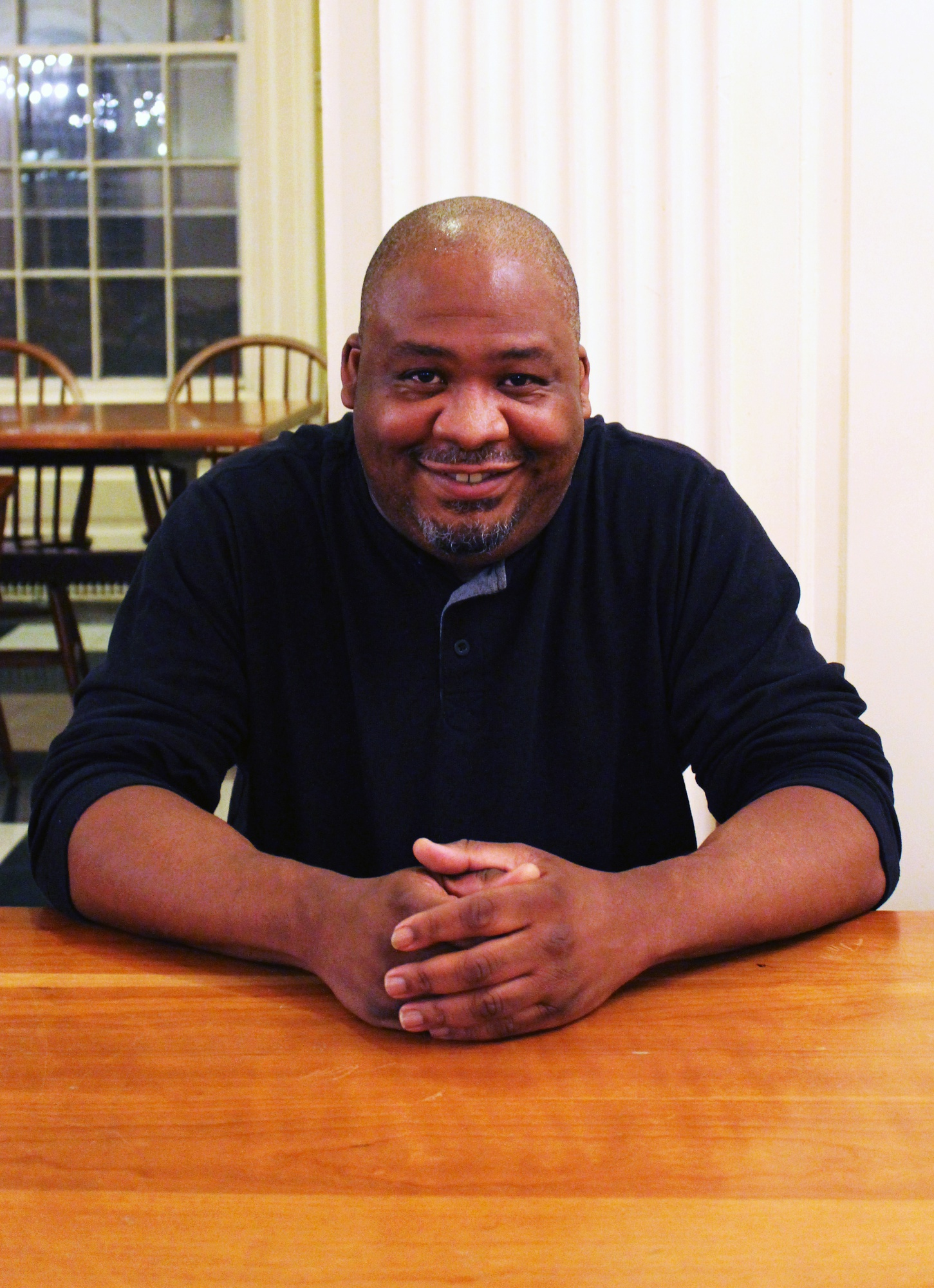 Scott Poulson-Bryant is currently a resident tutor at Kirkland House and coordinates the writing, race relations, and BGLTQ advising.