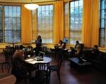 Barker Center Cafe