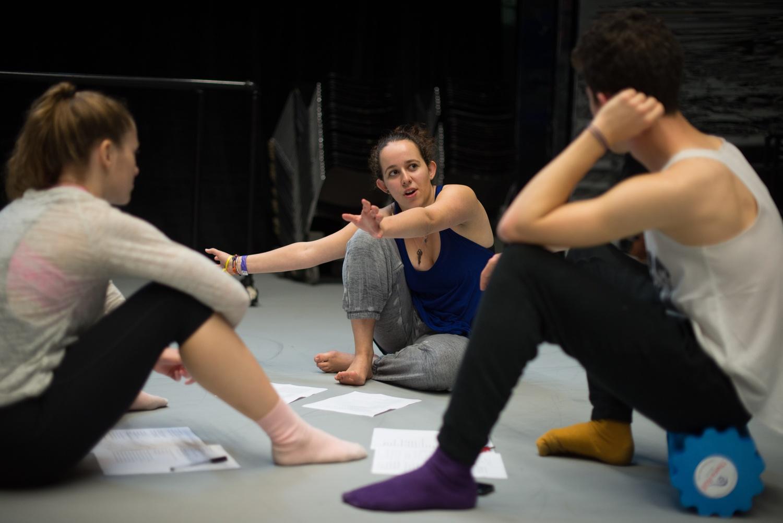 Choreographing