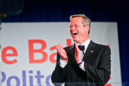 Charlie Baker Elected Massachusetts Governor
