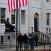 University Hall Closed for Veterans Day