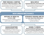 New Urban Mechanics