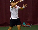 Finished Forehand