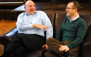 Steve Ballmer Gives Back