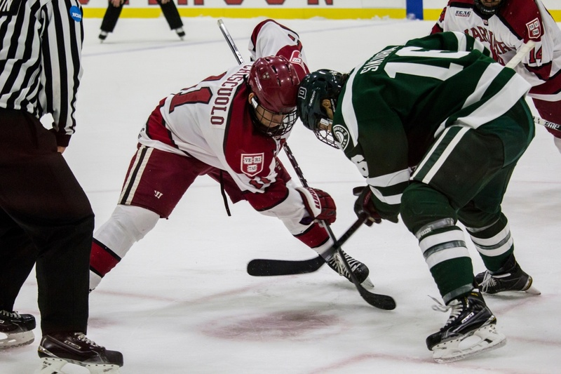 Men S Ice Hockey To Battle Brown And Yale At Home Sports The