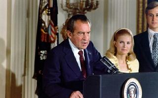 Nixon's resignation
