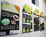Emerging Epidemics Art Exhibit
