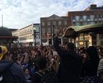 Protest in the Square