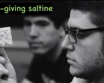 lifegiving saltine